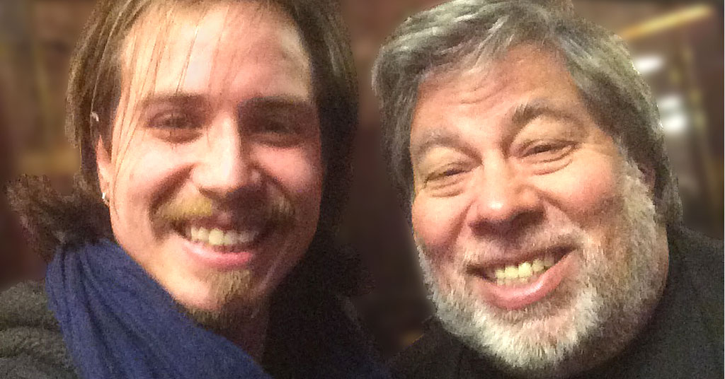Steve Wozniak bak Apple deler sine beste råd til gründere. FOTO: Robert W. Shaw, Inkubatoren.no